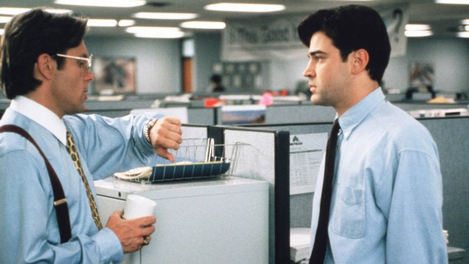 The office space